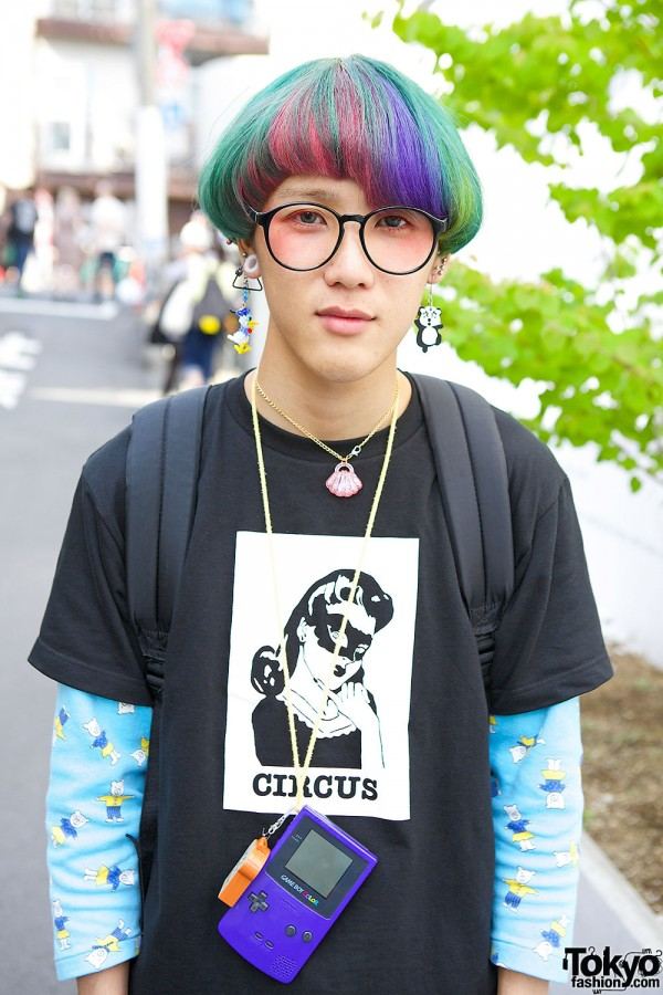 The Circus Harajuku x Tokyo Modern Street T-Shirt
