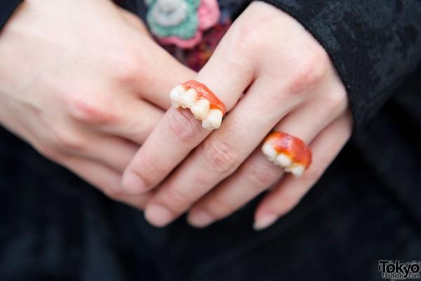 Teeth Rings
