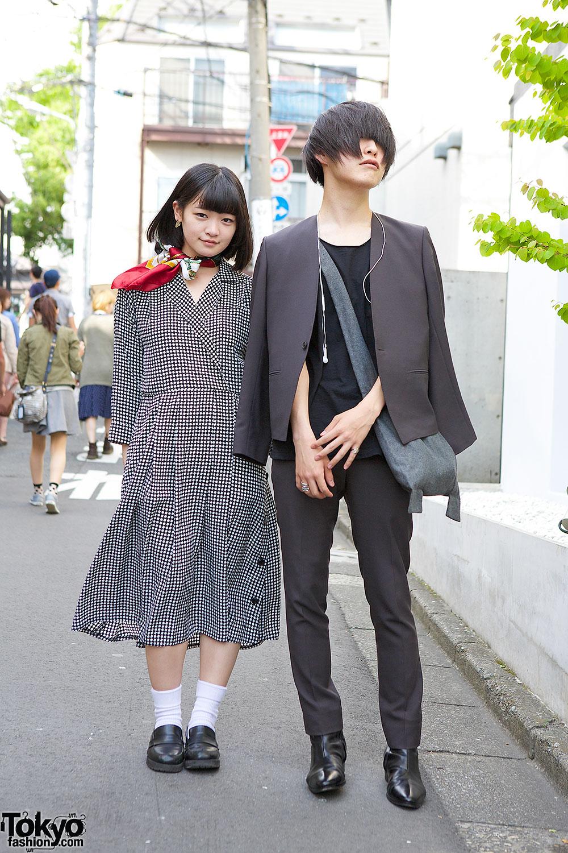 Monochome Harajuku Styles