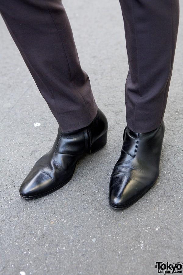 Lad Musician Shoes