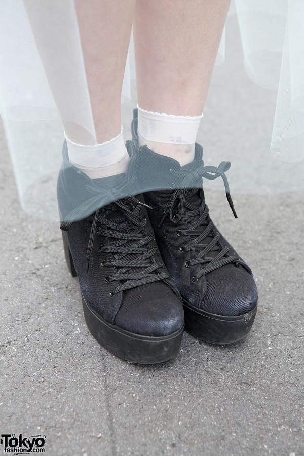 Lowrys Farm Ankle Boots