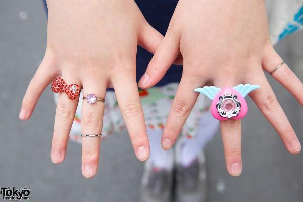Sailor Moon Heart Ring