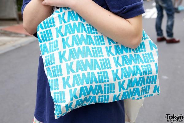 Kawaii Tote Bag