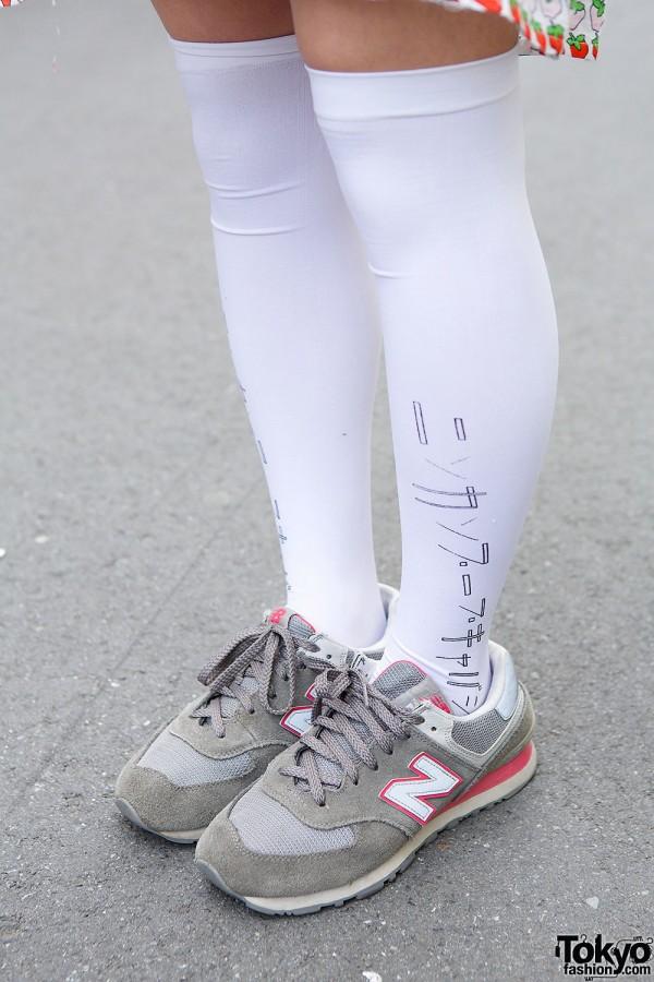 Pin Nap Harajuku Sneakers