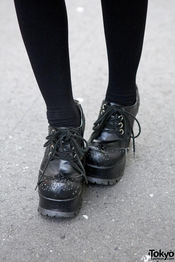 Yosuke Lolita Heels