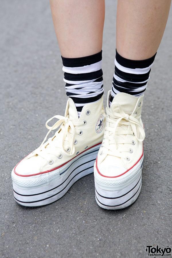 Nadia Platform Sneakers