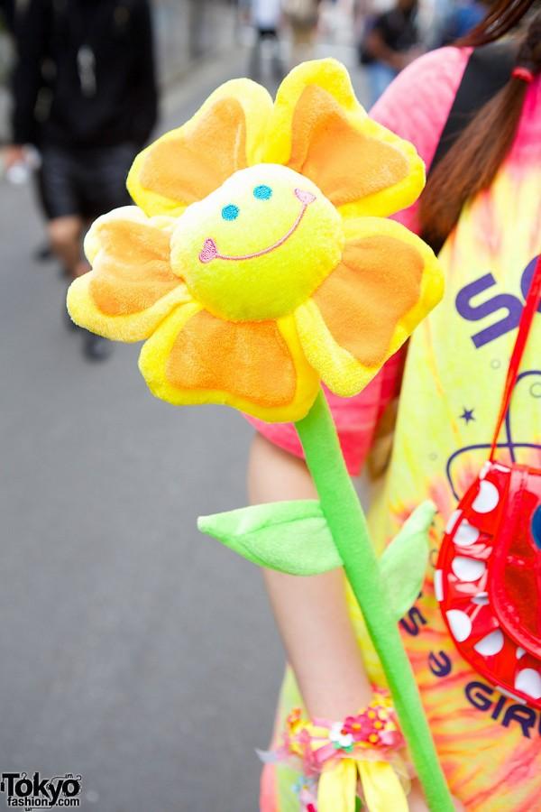 Plushie Flower