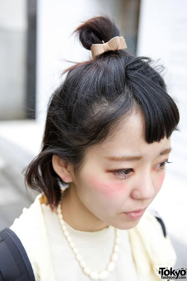 Hair Bow in Harajuku
