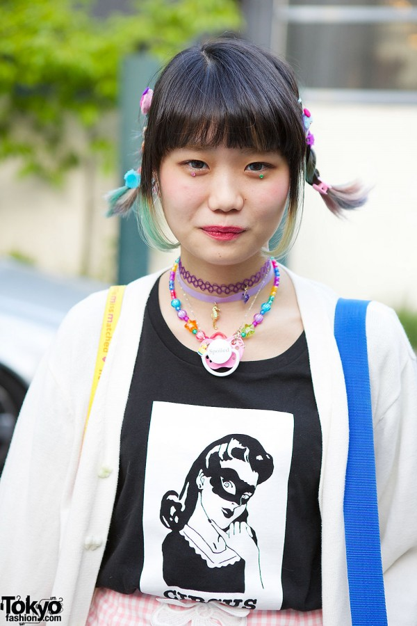 The Circus Harajuku T-Shirt
