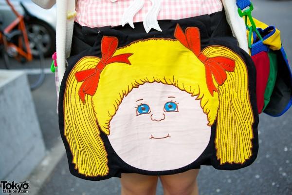 Jenny Fax Cabbage Patch Skirt