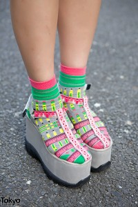 K3&co Sandals with Socks