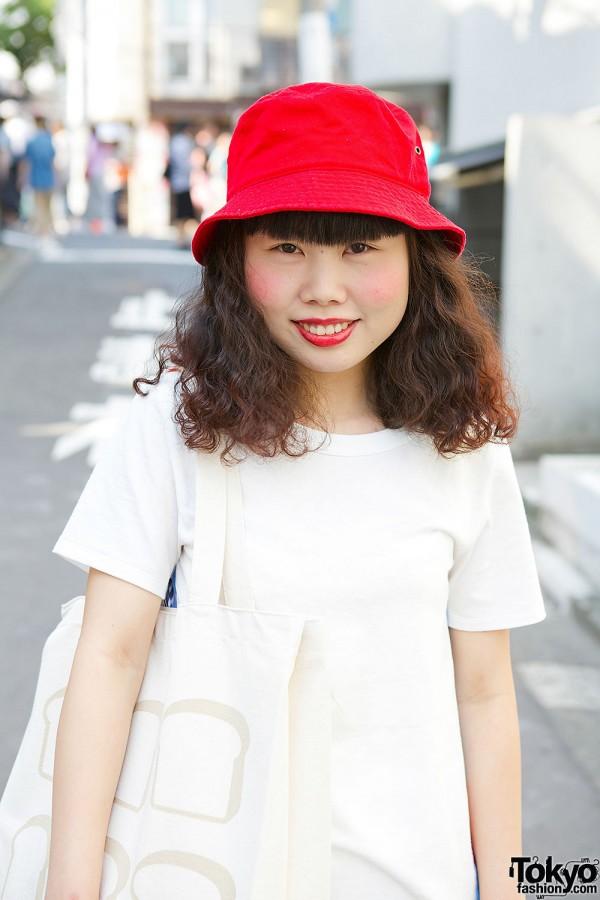 Red Hat & Lipstick