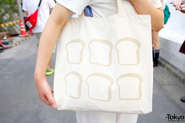 PanBu (Bread Club) Tote Bag