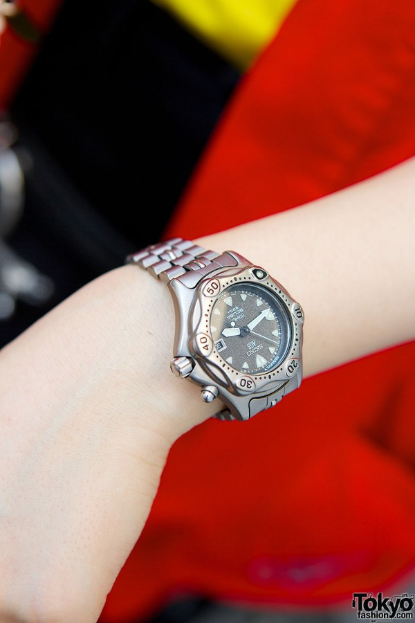 Shibuya 109 Watch