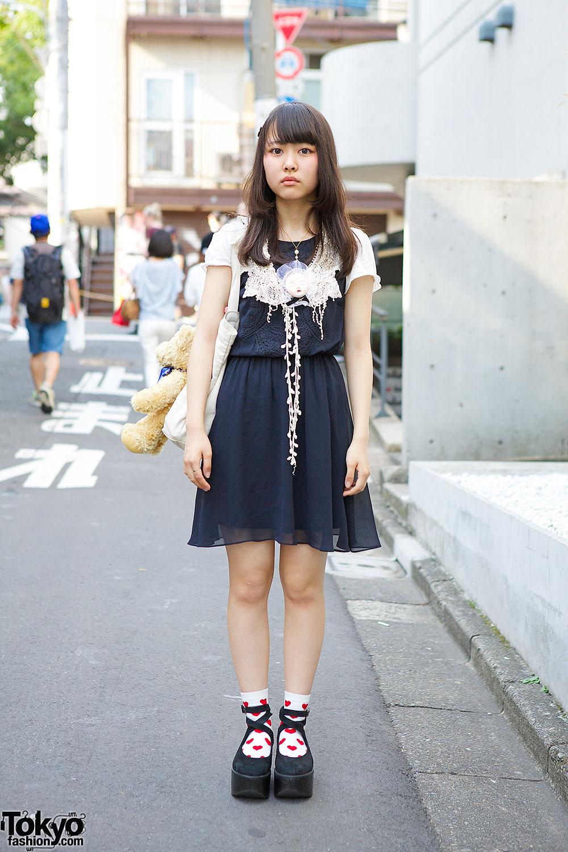 Tokyo Fashion - Magazine cover