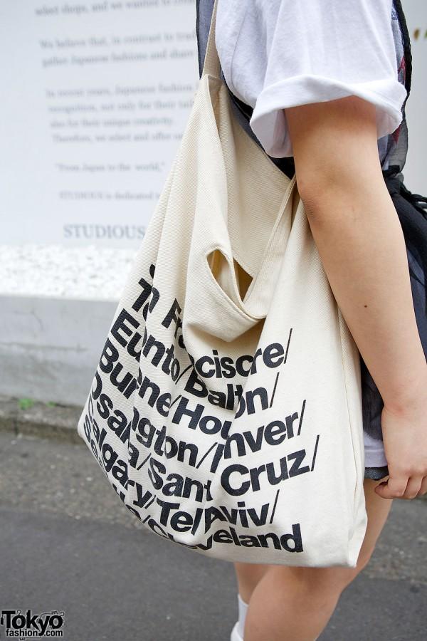 American Apparel Tote Bag