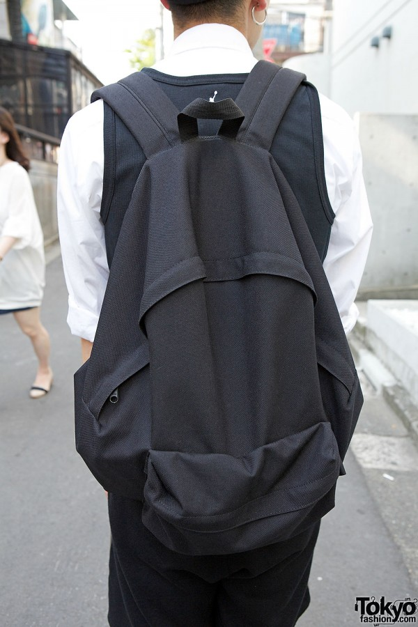 Comme des Garcons Homme Plus Backpack