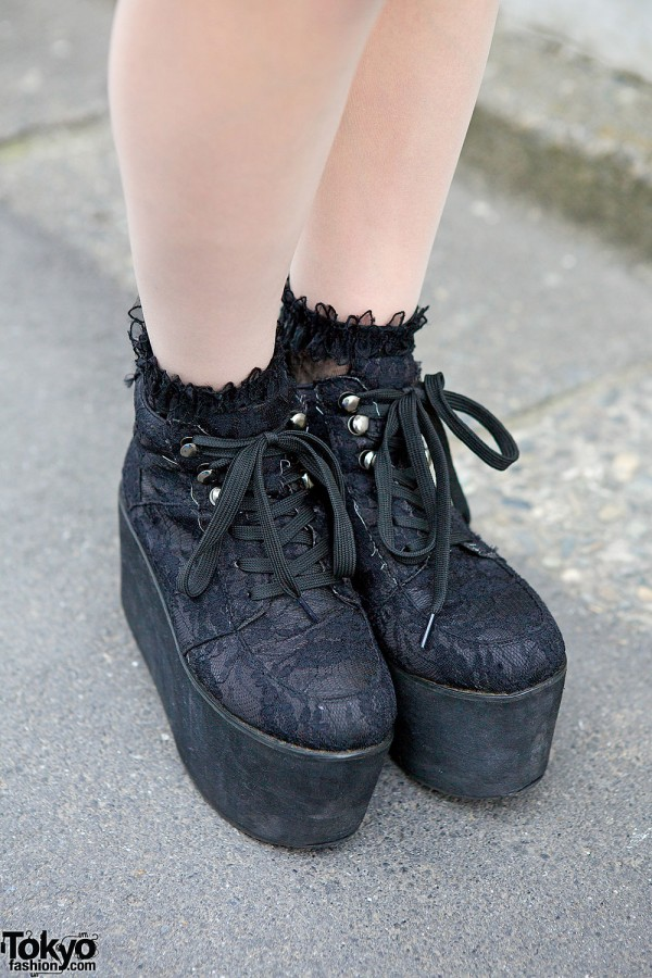 Spinns Lace Platforms