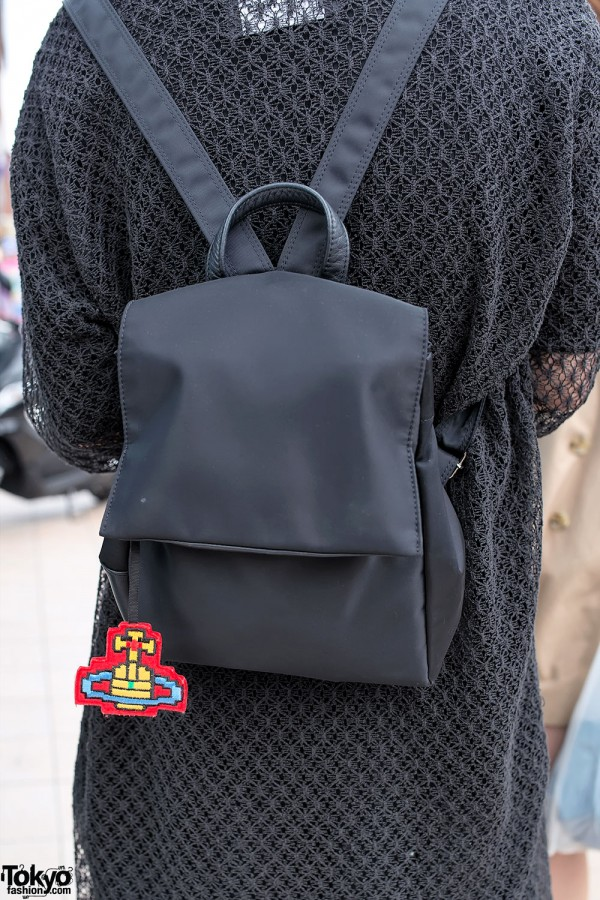 Small Vivienne Westwood Backpack