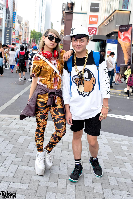 Katie Eary x YRU Harajuku Fashion