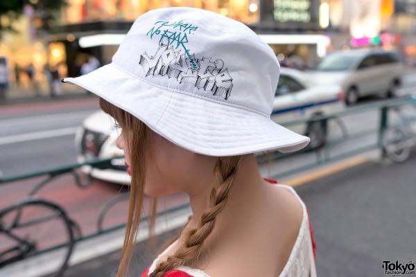 Jouetie Bucket Hat