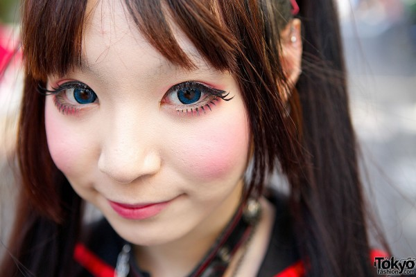 Gothic Colored Contacts