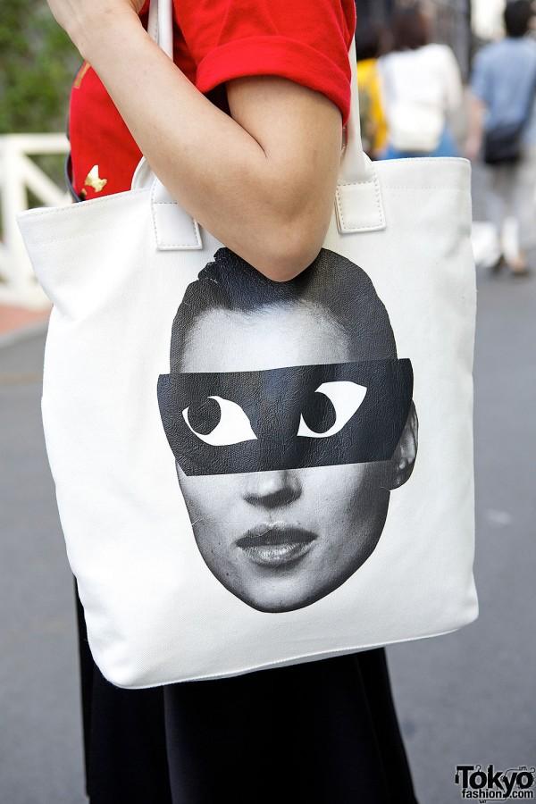 Halfman Bag
