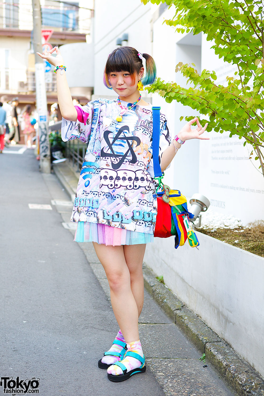 Tailsr3idTopamp; Teva Twin Harajuku Sandals In Rainbow Elleanor's F1TlcKJ