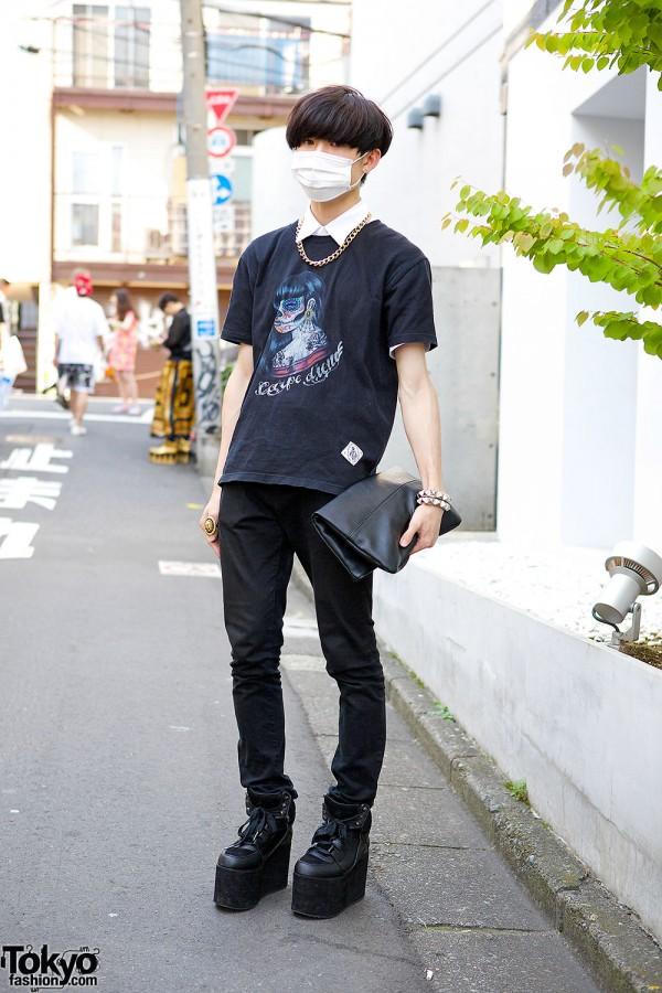 Eyedy T-Shirt & Resale Jeans