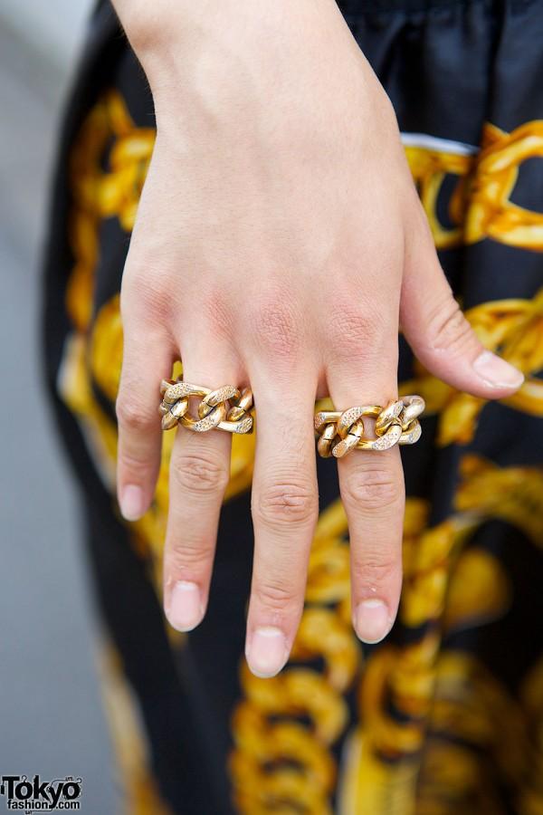 Resale Chain Rings