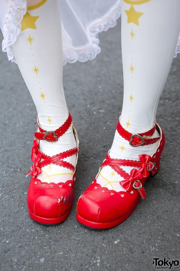 Body Line Lolita Shoes