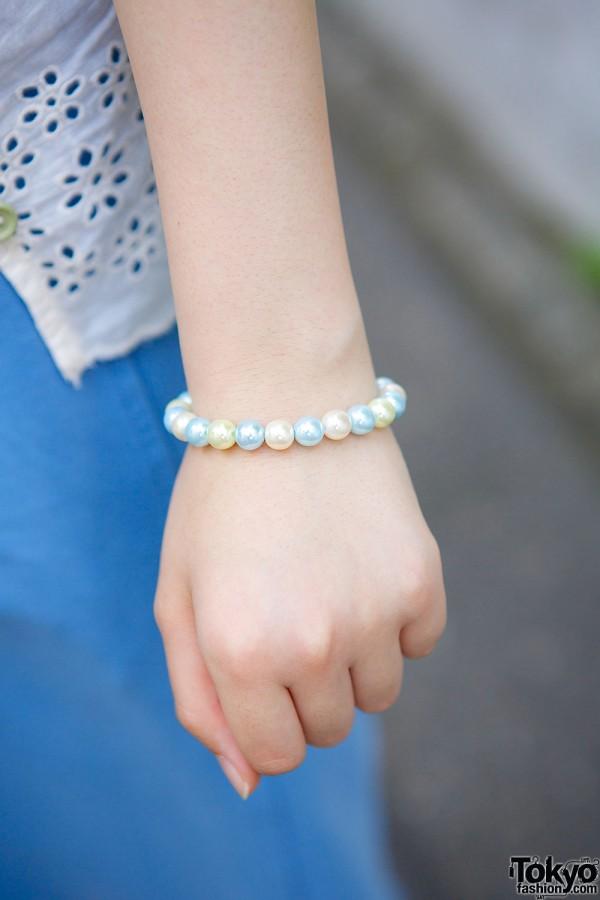 Swimmer Bracelet