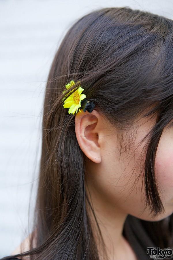 Spinns Hair Pin