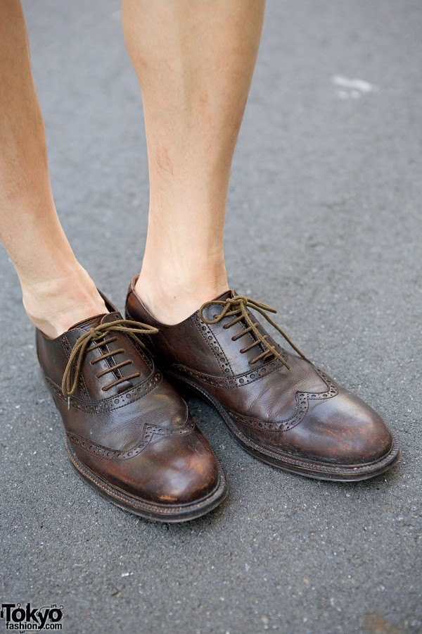Resale Brogues