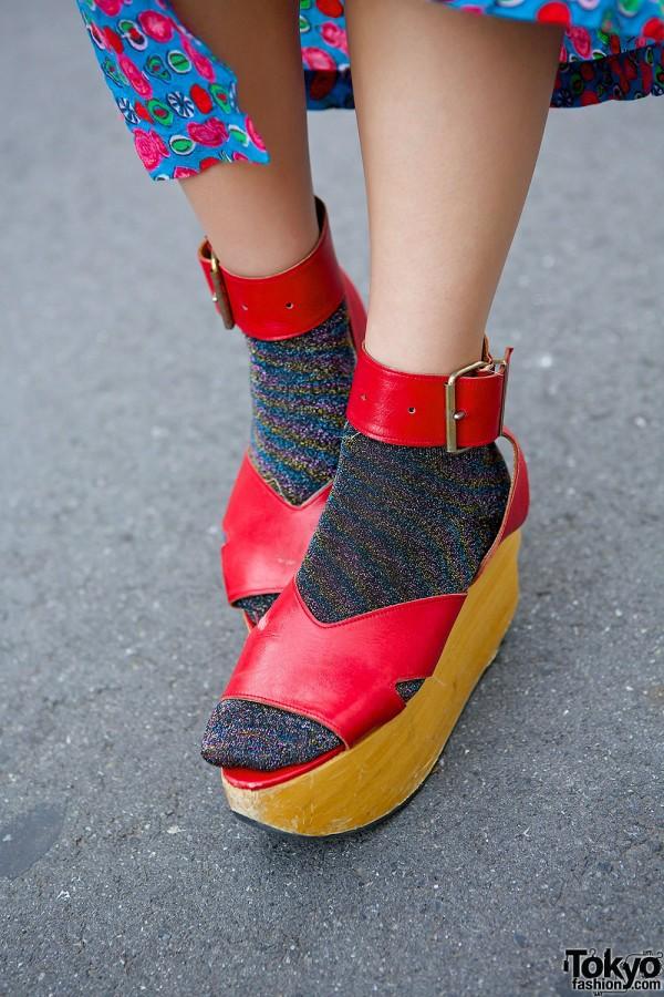 Vivienne Westwood Rocking Horse Sandals