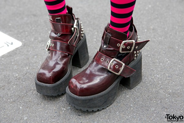 Yosuke USA Boots