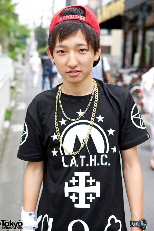 L.A.T.H.C. T-Shirt