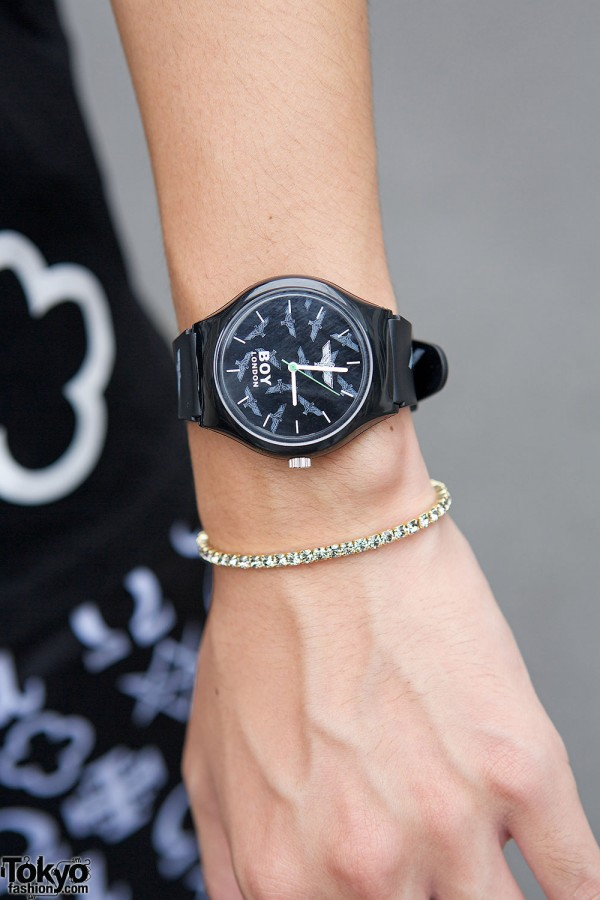 Boy London Watch