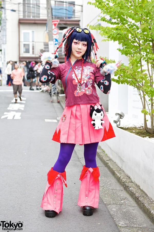 Takuya Angel Harajuku Fashion