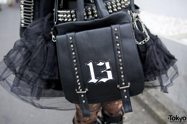 Lisa13 Leather Bag