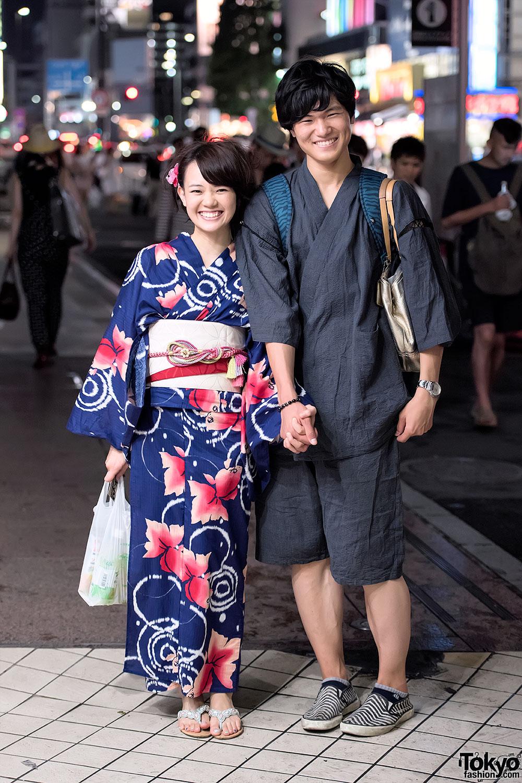 Kimono Fashion Homme