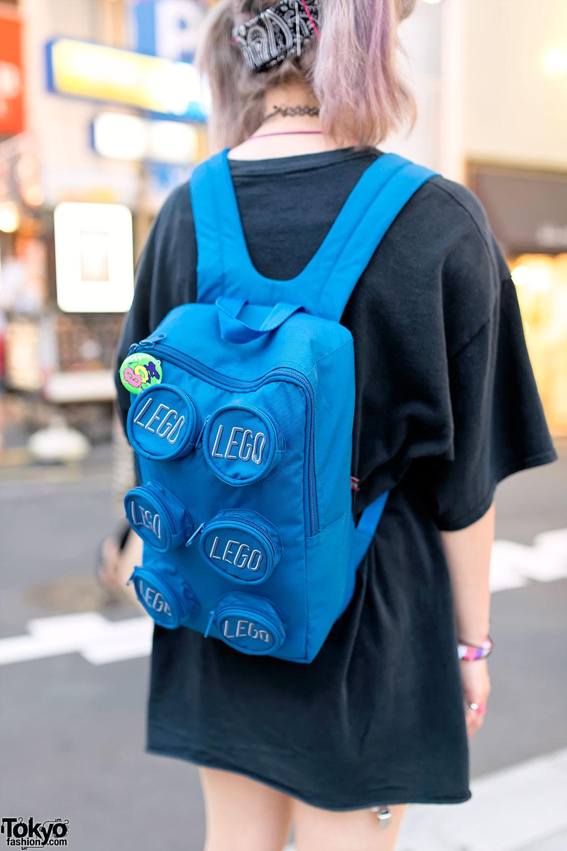 Pastel Hair Resale Top Yru Platforms Amp Lego Backpack In