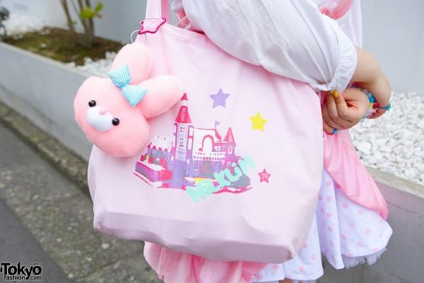 Milklim Pastel Bag