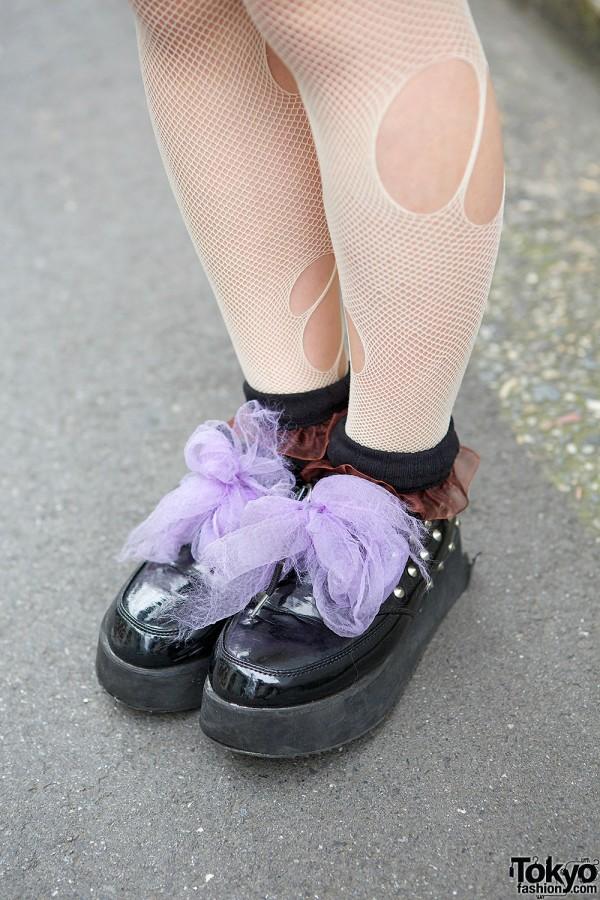 Takeshita Dori Shoes