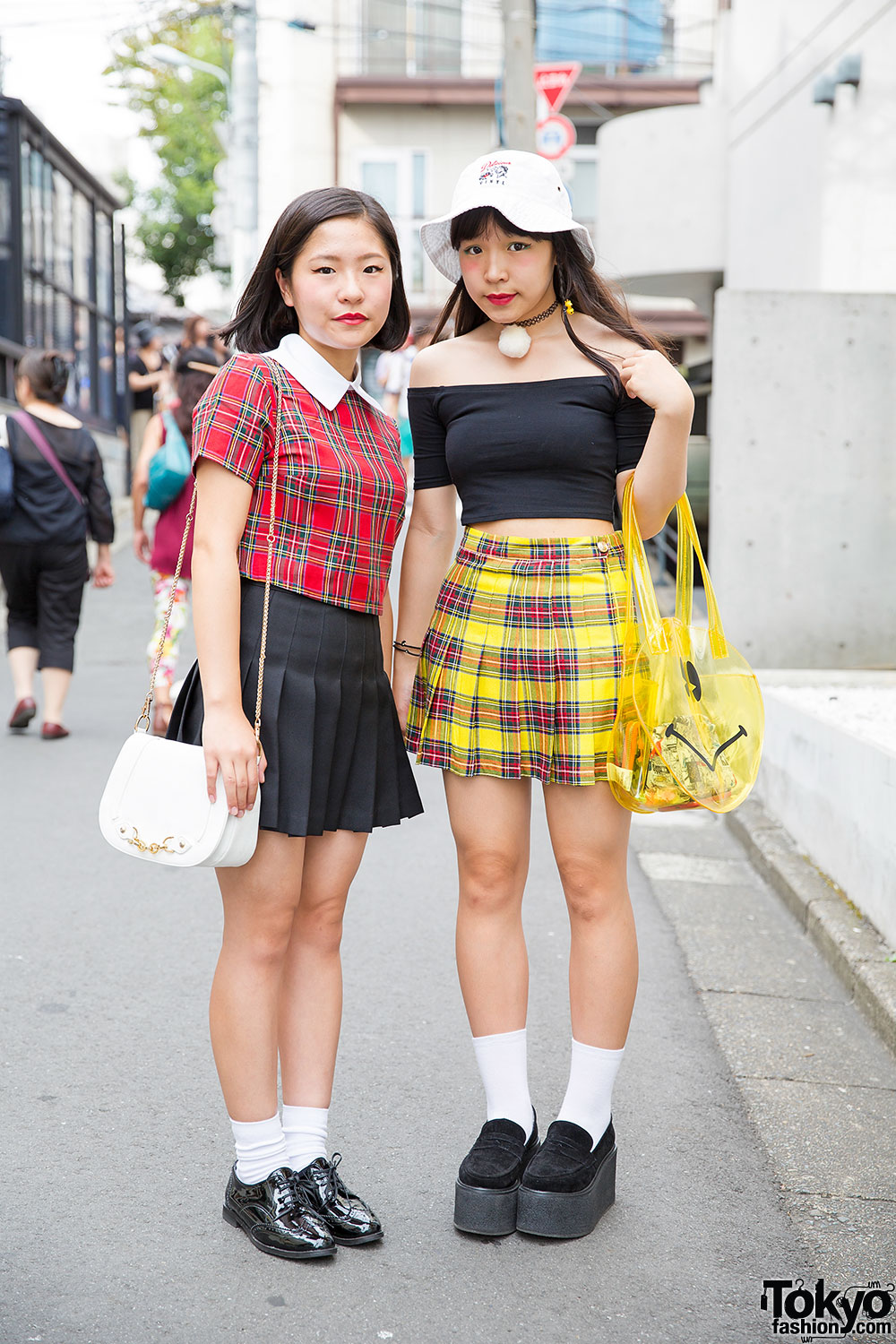 Top 10 Japanese Street Fashion Trends Summer 2014