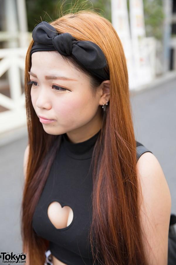 Cute Bow Headband