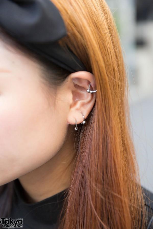 Earrings & Piercings
