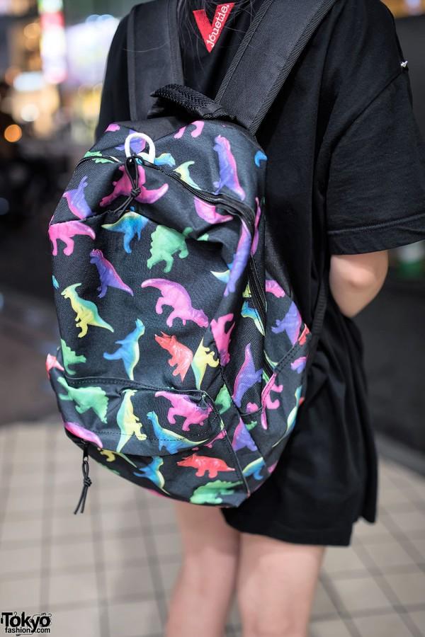 WEGO Dinosaur Backpack