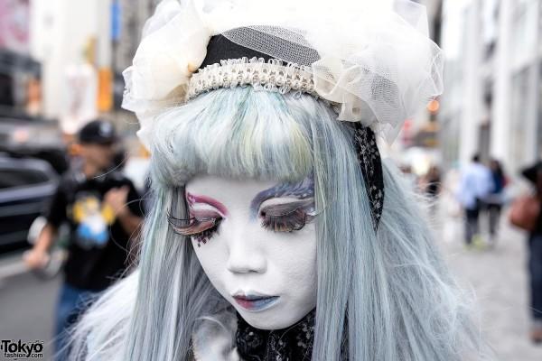 Minori's Shironuri Eyelashes
