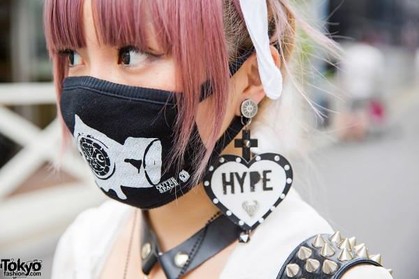Hype Earrings
